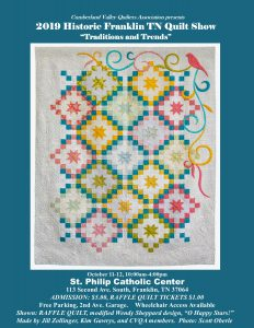 Cumberland Valley Quilters Association 2019 Quilt ...