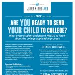 Ten Key College Application Strategies Every Student and Parent Should Know