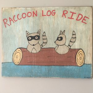 CANCELLED Raccoon Log Ride