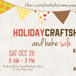 Holiday Craft Show and Bake Sale