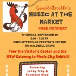Goodlettsville's Music at the Market