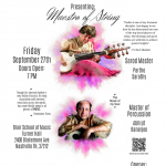 Maestro of String: Indian Classical Concert - Sarod and Tabla