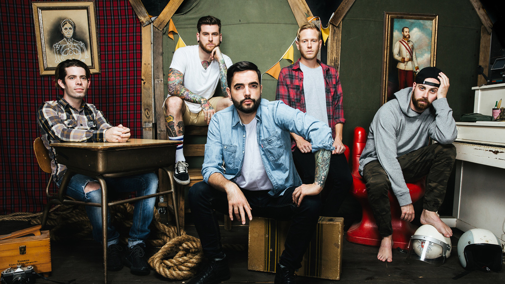 A Day To Remember Nashville Nowplayingnashville Com