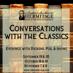 Conversations with the Classics: A Dark & Stormy Night with Edgar Allan Poe