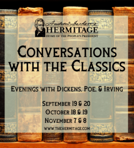 Conversations with the Classics: The Legend of Sleepy Hollow with Washington Irving