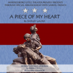 A Piece of My Heart by Shirley Lauro