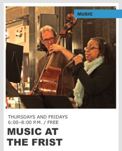 Music at the Frist: Ronny Criss and friends