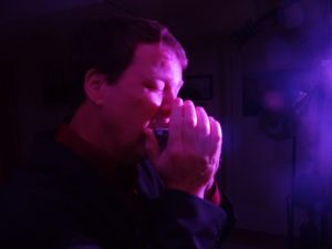 Music at the Frist: Blues Harmonica Player Tim Gar...