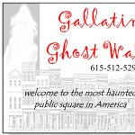 Gallatin Ghost Walk