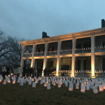 155th Anniversary of the Battle of Franklin – Illumination