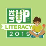 Lace Up for Literacy READ/MOVE-a-thon!