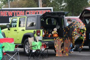 Trunk or Treat Newton Nissan of Gallatin