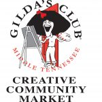 Creative Community Market Benefiting Gilda's Club Middle Tennessee