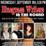 Bluegrass Writers w/Daryl Mosley, Louisa Branscomb, Jeanette Williams and Irene Kelley