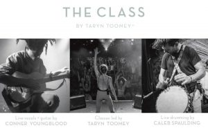 The Class by Taryn Toomey on Tour