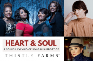 HEART & SOUL: A Soulful Evening of Song in Sup...