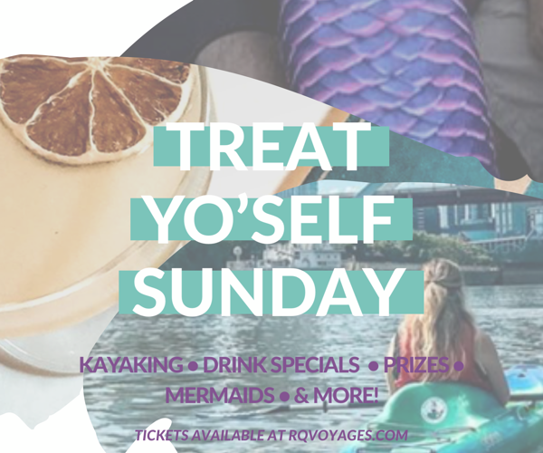 Treat Yo Self Sunday presented by Team Lightning, River Queen Voyages and Pear Diver Nashville