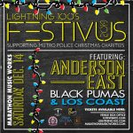 Festivus: Anderson East, Black Pumas, and Los Coas...