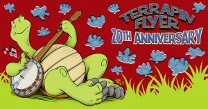New Years Eve with Terrapin Flyer