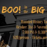 Boo! in the Big House