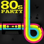 Electric Avenue 80's Party