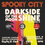 Spooky City - Darkside of the Moon Shine