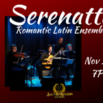 Latin Serenade: An Evening of Romantic and Traditional Music with Serenatta