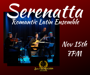 Latin Serenade: An Evening of Romantic and Traditi...