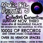 Music City Record Collectors Convention