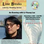 Poetry and Writing Workshop with Li-Young Lee