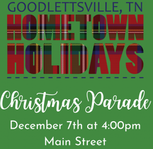 Goodlettsville Christmas Parade