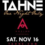 Tahne Cinematic Concert Experience