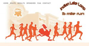 Indian Lake Loop 5K & 5 Mile Walk & Run