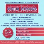 The Senior Sessions: For Active, Happy & Healthy Aging