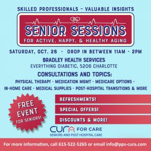 The Senior Sessions: For Active, Happy & Healt...