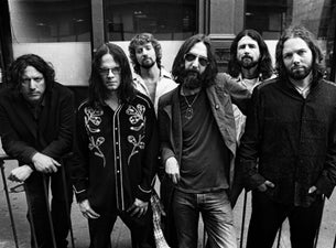 (POSTPONED) The Black Crowes