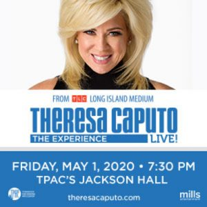 (RESCHEDULED) Theresa Caputo LIVE!