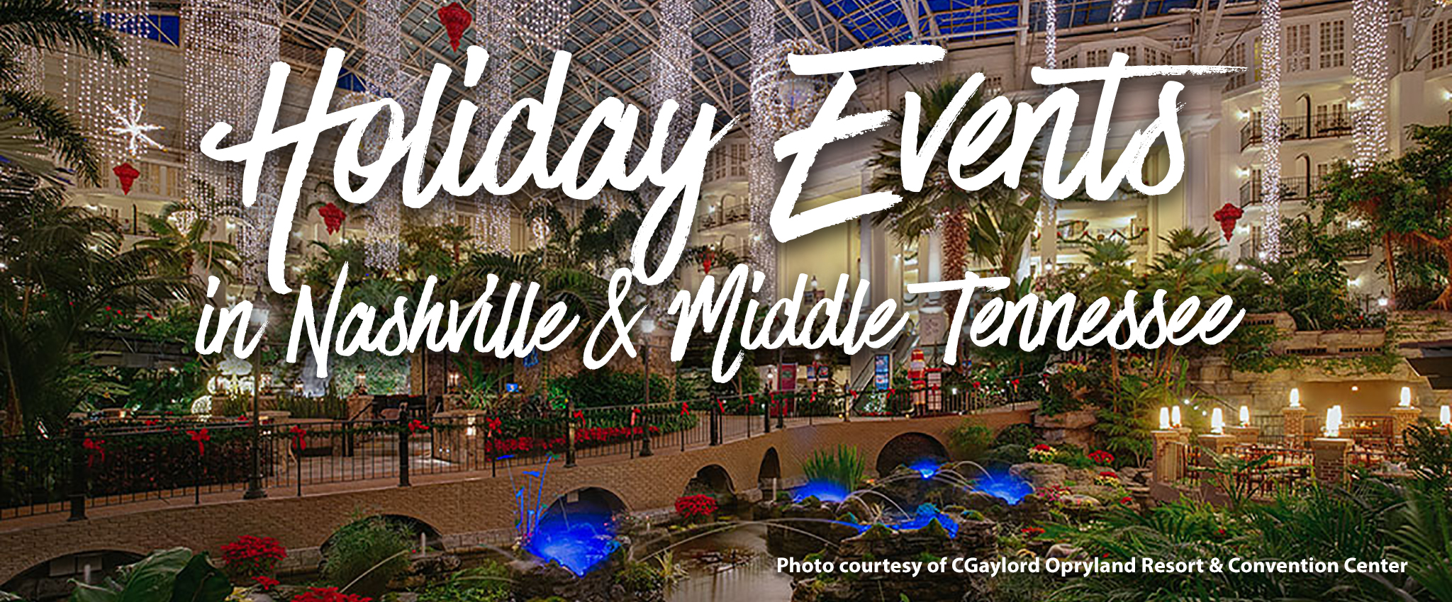 Holiday Events Nashville