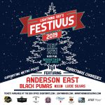 Festivus: Anderson East, Black Pumas, and Lucie Si...