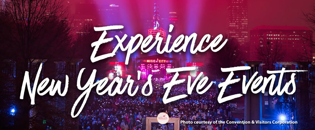 New Year's Eve Events Nashville