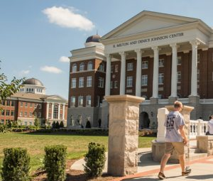 Belmont University - Johnson Center