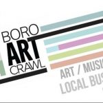 Boro Art Crawl February