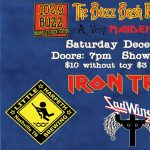 The Buzz Bash for Kids 12 - A Very Maiden Christmas w/ Iron Tribe