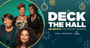 Deck the Hall feat. The McCrary Sisters