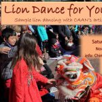 Lion Dance for Youth