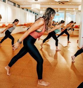 barre3 Brentwood Grand Opening