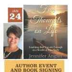 Meet the Author: Jennifer Anglin