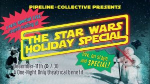 The Star Wars Holiday Special - Live, On Stage... ...