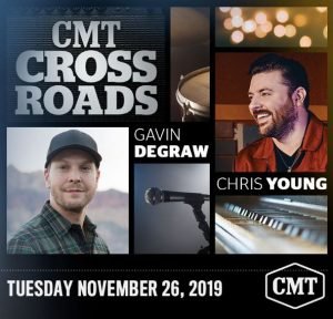 CMT Crossroads: Gavin Degraw & Chris Young