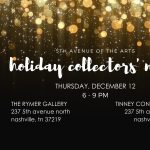 Holiday Collector's Night